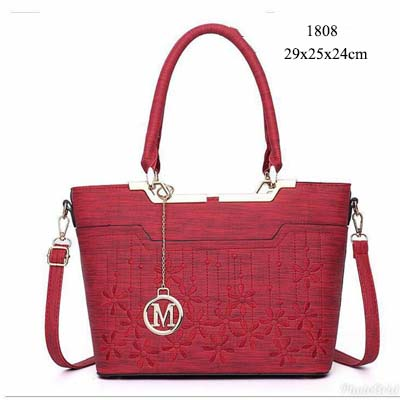 1808 ELegant Handbag (Red)