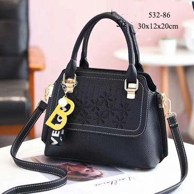 532 Elegant Slingbag (Black)