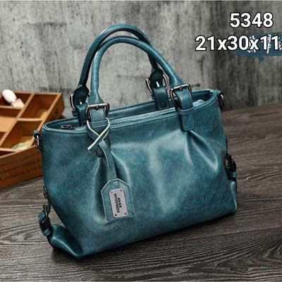 5348 Polo Elegant Simple Slingbag (Cyan)