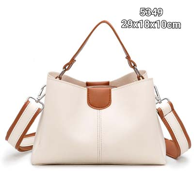 5349 Elegant Multipurpose Slingbag VS Handbag (White)