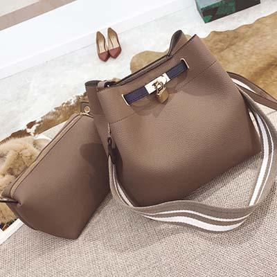 5401 Korean Fashion 2 in 1 Handbag (Khaki)  YHB5401Kha  - RM58.82 ... e9c88c311a