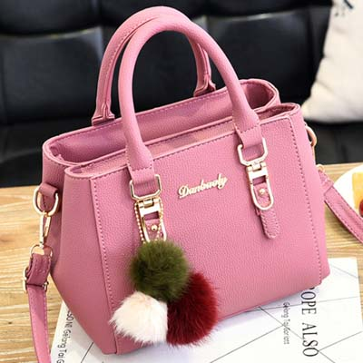 5408 Fashion Handbag (Pink)