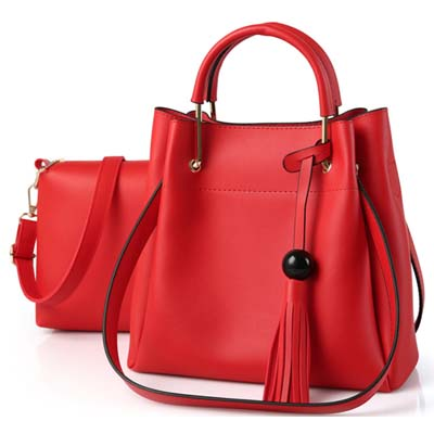 5411 Fashion 2 in 1 Bag (Red)
