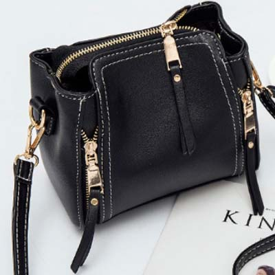 5412 Fashion Handbag (Black)