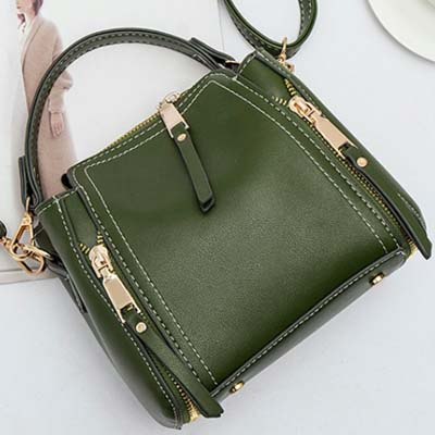 5412 Fashion Handbag (Green)
