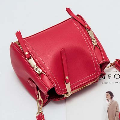5412 Fashion Handbag (Red)