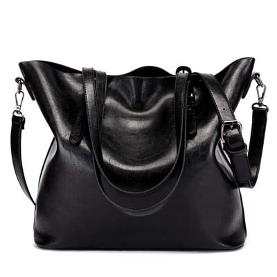 5413 Fashion Shoulder Bag (Black)
