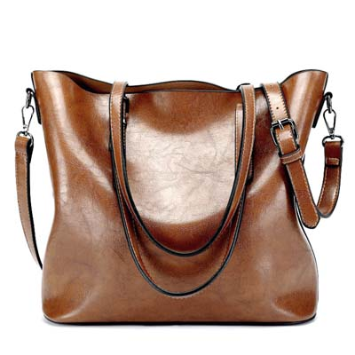5413 Fashion Shoulder Bag (Brown)