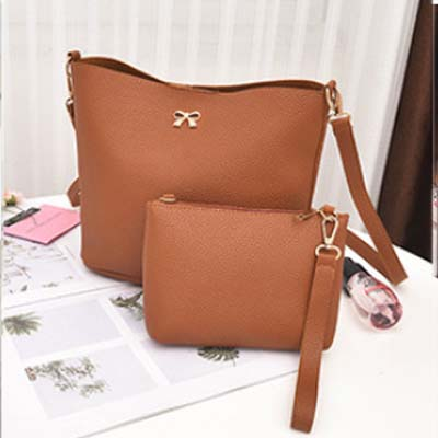 5429 Simple 2 in 1 Slingbag (Brown)