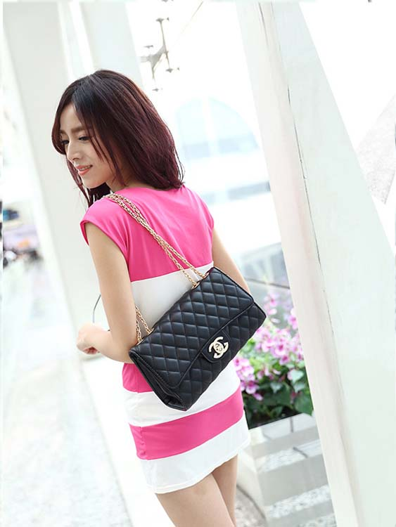5433 CH Inspired Slingbag (Black)