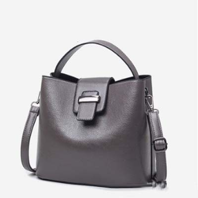 5464 Simple Elegant Handbag (Grey)