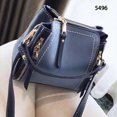 5496 Multipurpose Fashion Handbag (Blue)