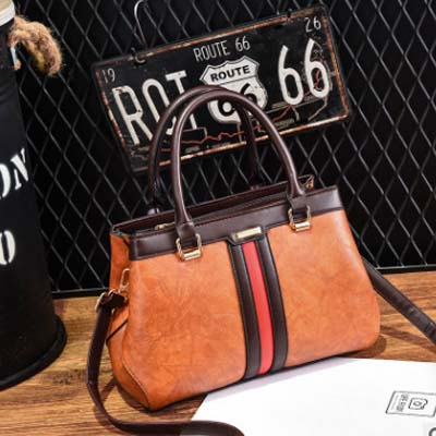 5500 GC inspired Handbag (Orange)