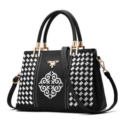 5503 Multilayer Elegant Handbag (White)