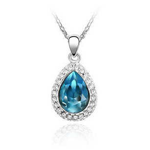 Azore Moonlight Pendant Necklace
