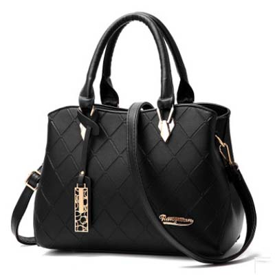 5586 Elegant Handbag (Black)