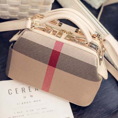 5732 Fashion Handbag (Beige)