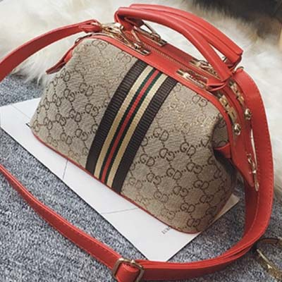 5733 Fashion Handbag (Red)