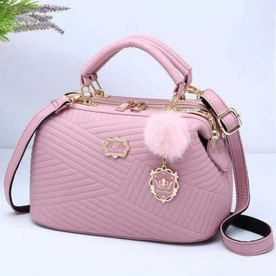 5736 Elegant PH Handbag (Pink)