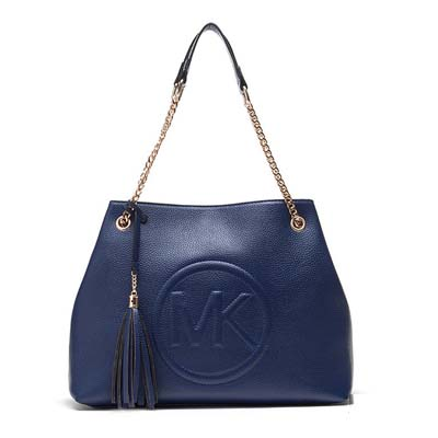 5785 Elegant Shoulder Handbag (Blue)