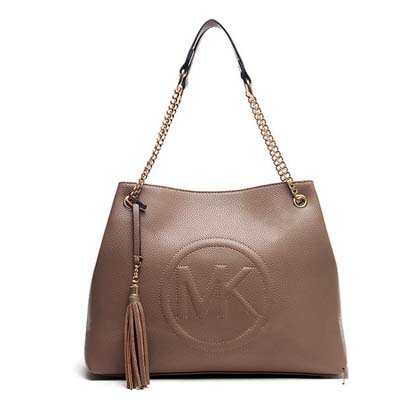 5785 Elegant Shoulder Handbag (Khaki)