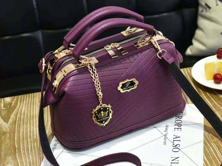 5800 Elegant PH Handbag (Purple)