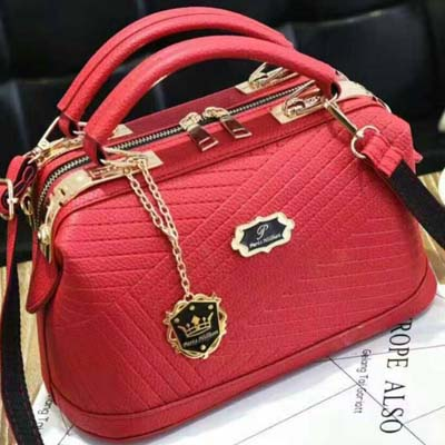 5800 Elegant PH Handbag (Red)