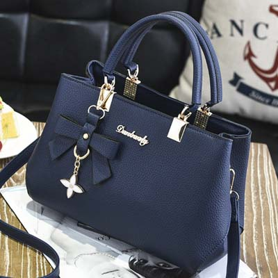 5881 Fashion Handbag (Blue)