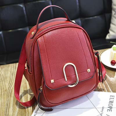 5941 Fashion Backpack (Maroon)