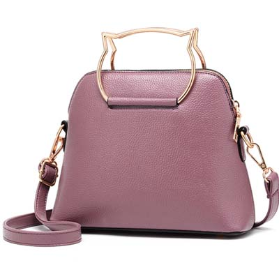 5956 Elegant Handbag (Purple)