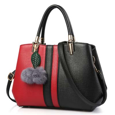 5980 Elegant Handbag (Black)