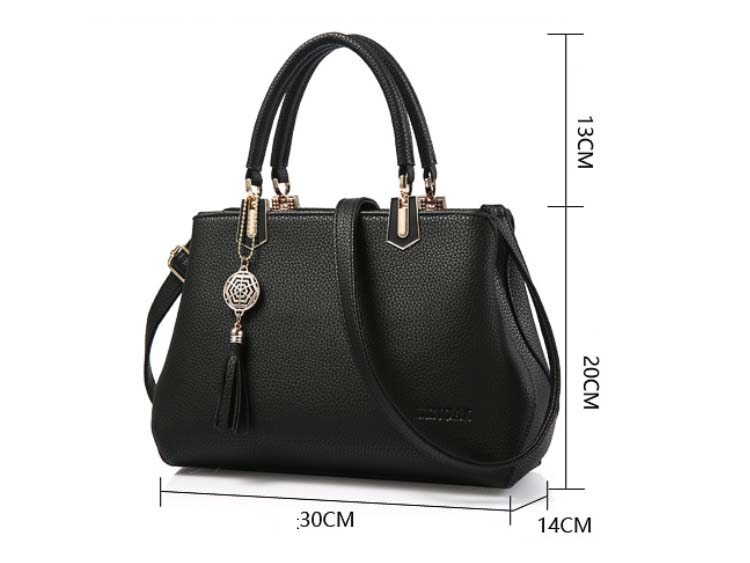 5982 Elegant Handbag (Red)