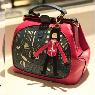 6000 Fashion Azali Handbag (Red)