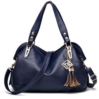 6050 Fashion Handbag (Blue)