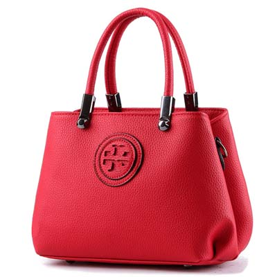 6051 Double layer Handbag (Red)