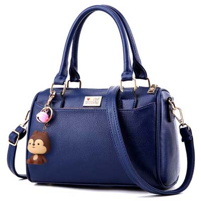 6079 Fashion Handbag (Blue)