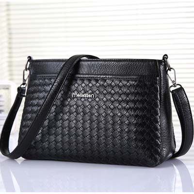 6108 Elegant Sling Bag (Black)