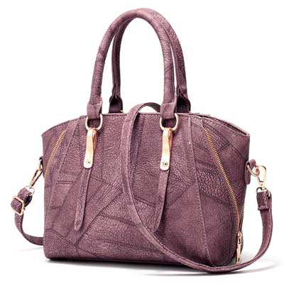 6113 Fashion Handbag (Purple)