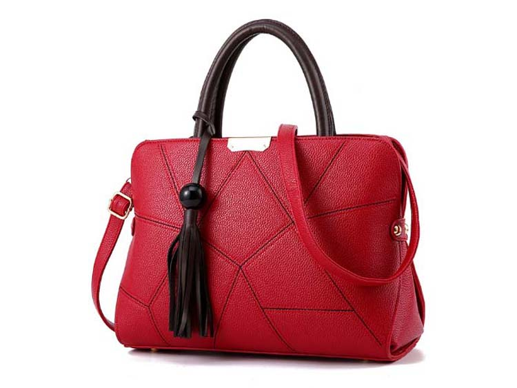 6147 Sweet Fashion Handbag (Red)