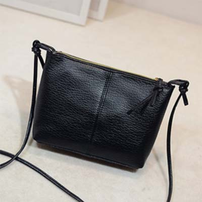 6152 Fashion Sling Bag (Black)