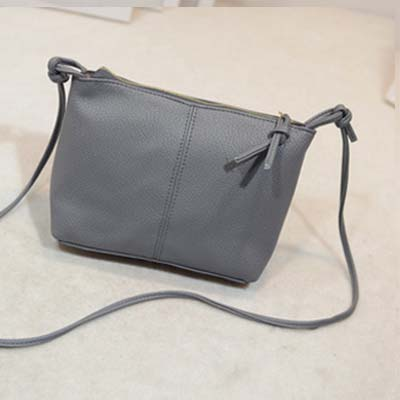 6152 Fashion Sling Bag (Grey)