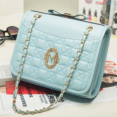 6200 Elegant Sling Bag (Blue)