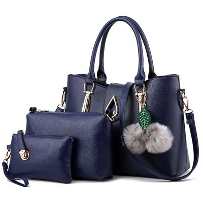 6210 Elegant 3 in 1 Bag (Blue)