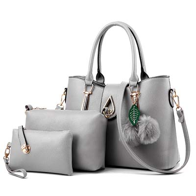 6210 Elegant 3 in 1 Bag (Grey)
