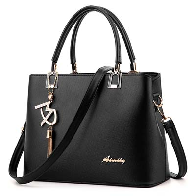 6213 Elegant Handbag (Black)