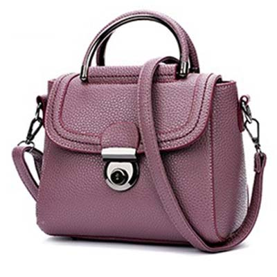 6219 Fashion Handbag (Purple)