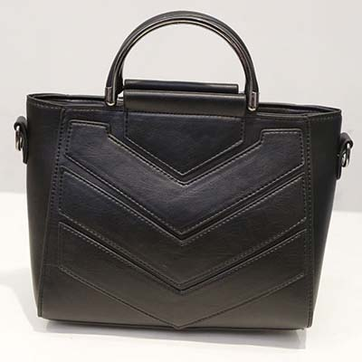 6247 Retro Handbag (Black)