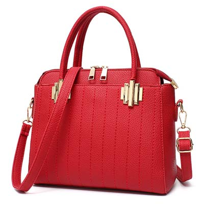 6293 Elegant Handbag (Red)