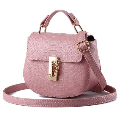6294 Cute Handbag (Dark Pink)
