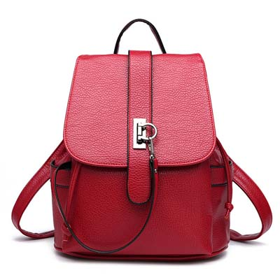 6295 Fashion Backpack (Red)